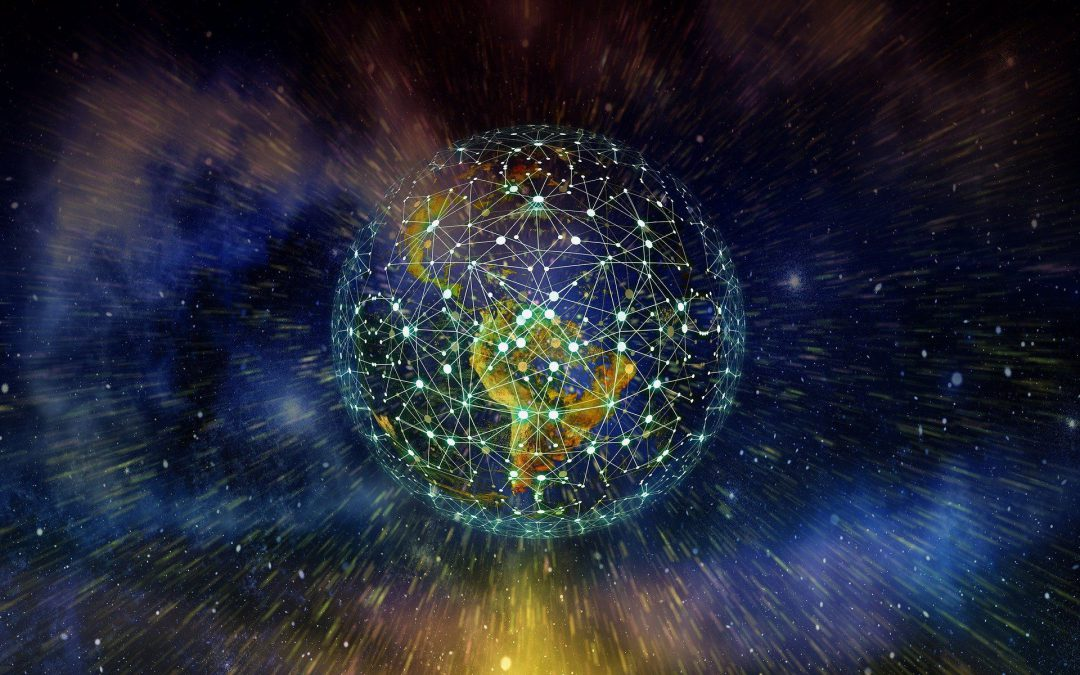 Vernetzung Planet Erde