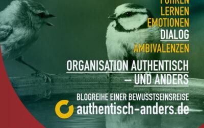 Dialog authentisch – anders: Kunst der Ko-Kreation