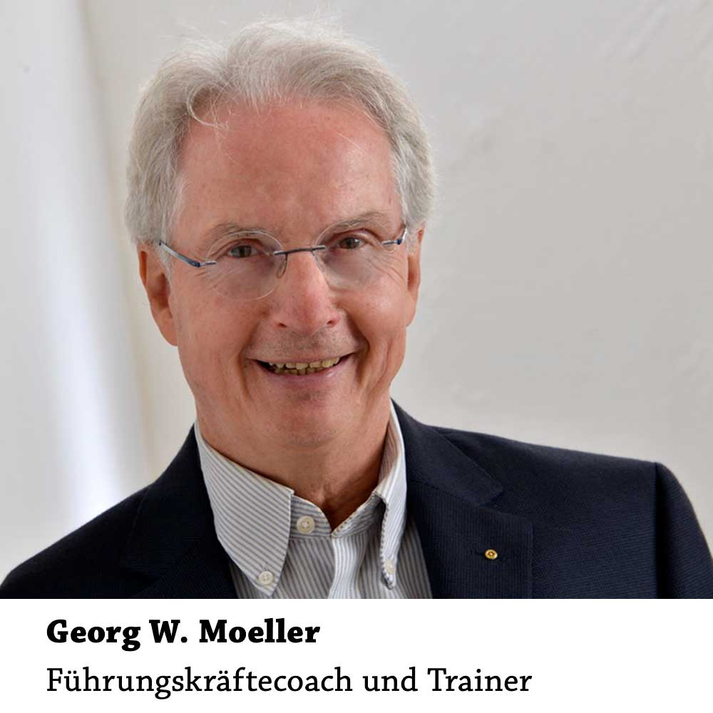 Georg W. Moeller: Führungskräftecoach und Trainer